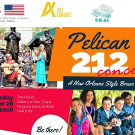 Concert whith the Pelican212 music group