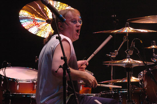 "Koncert rock me bateristin e ""DEEP PURPLE"", IAN PAICE, & ""Matt Filippini Band"""