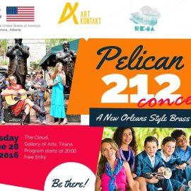 Koncert me grupin frymor Pelican212